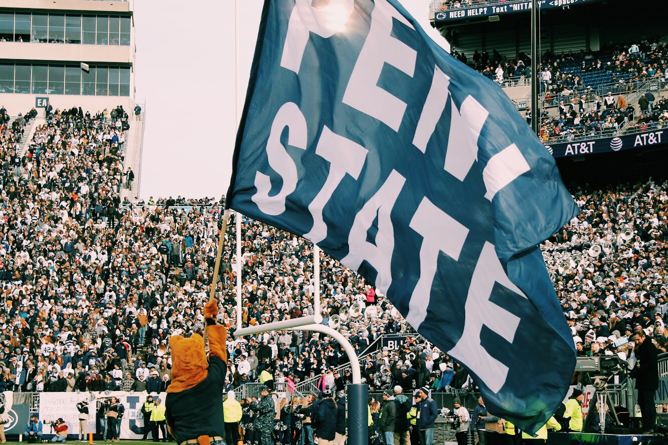 Penn State Homecoming For The Glory